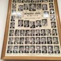 Scottish Rite Masonic Temple exhibit